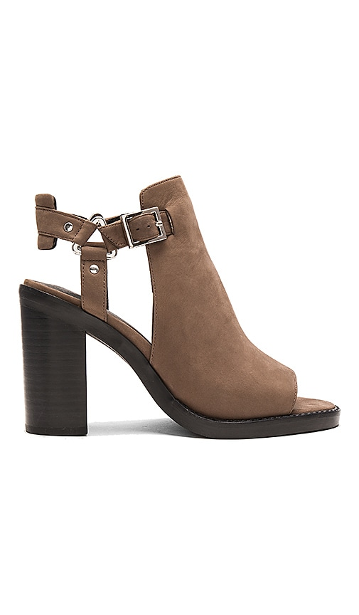 GREY CITY Coral Heel in Taupe