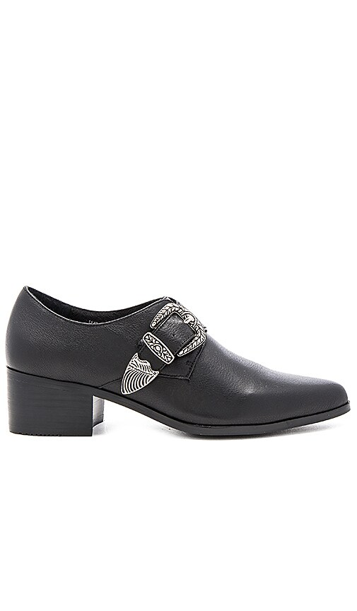 GREY CITY Wayland Bootie in Black