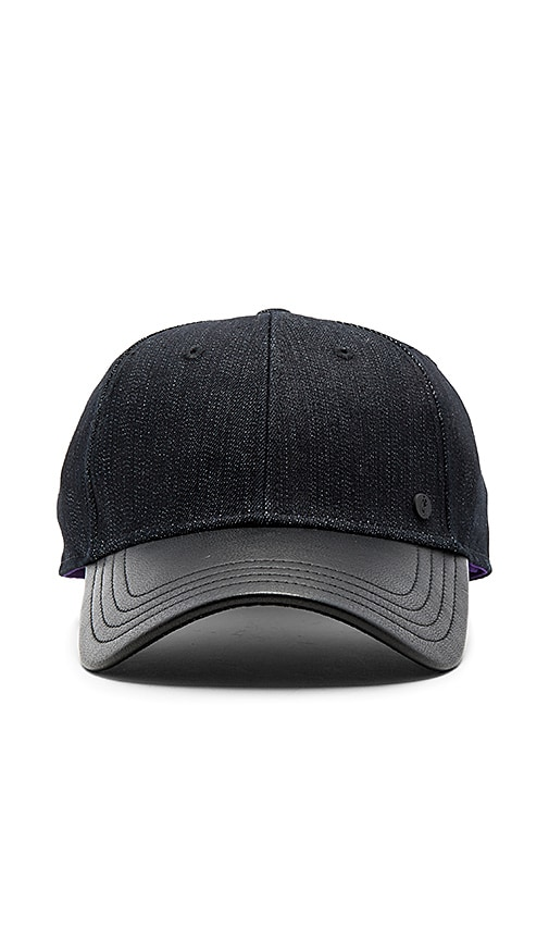 Gents Co. Warren Cap in Black