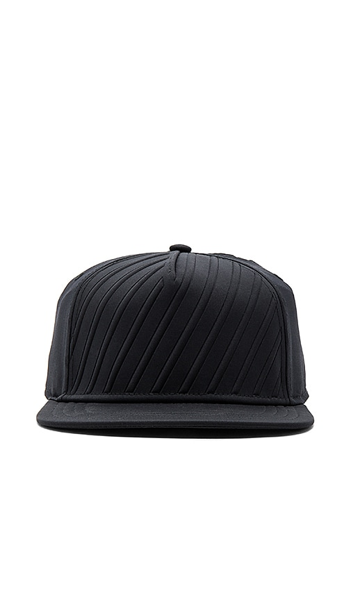 Gents Co. Marcus Cap in Black