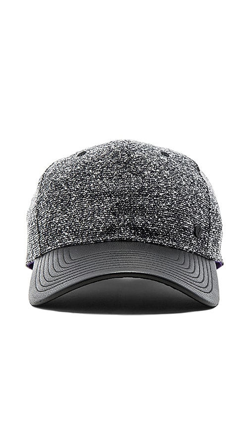 Gents Co. Victor Cap in Charcoal