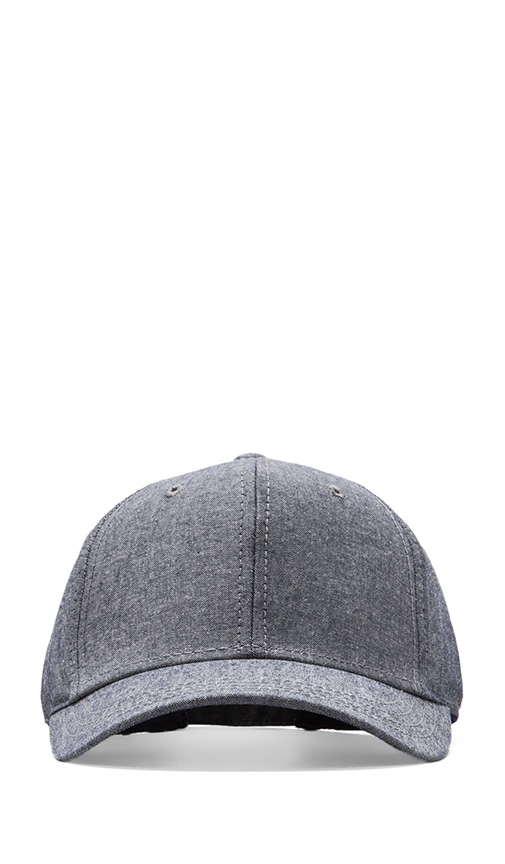 Throwback Chambray Cap