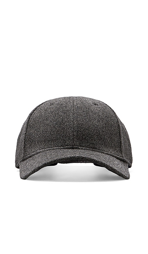 Gents Co. Luxe Cashmere Blend Cap in Gray