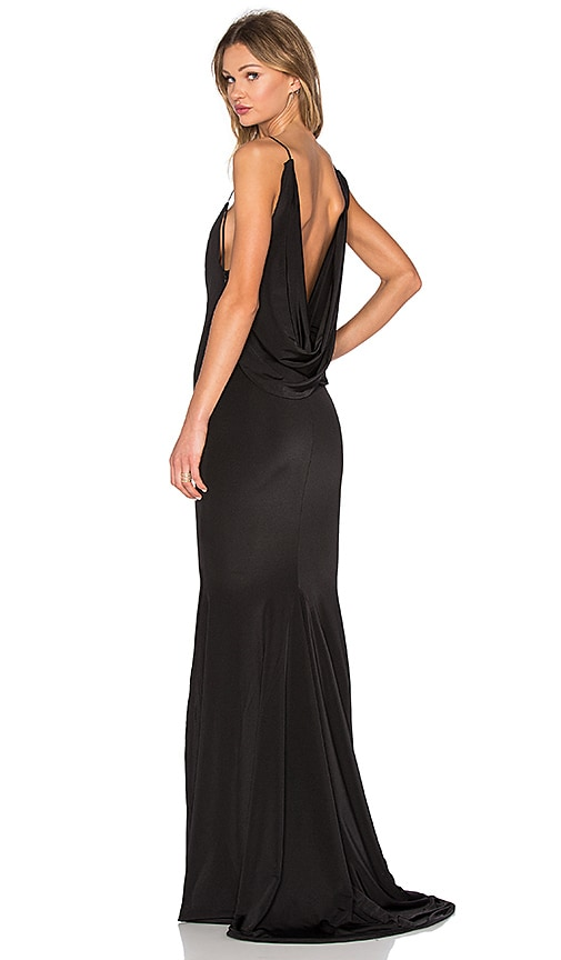 Gemeli Power Evgeni Dress in Black