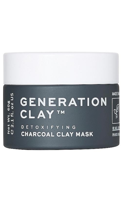 Detoxifying Charcoal Clay Mask