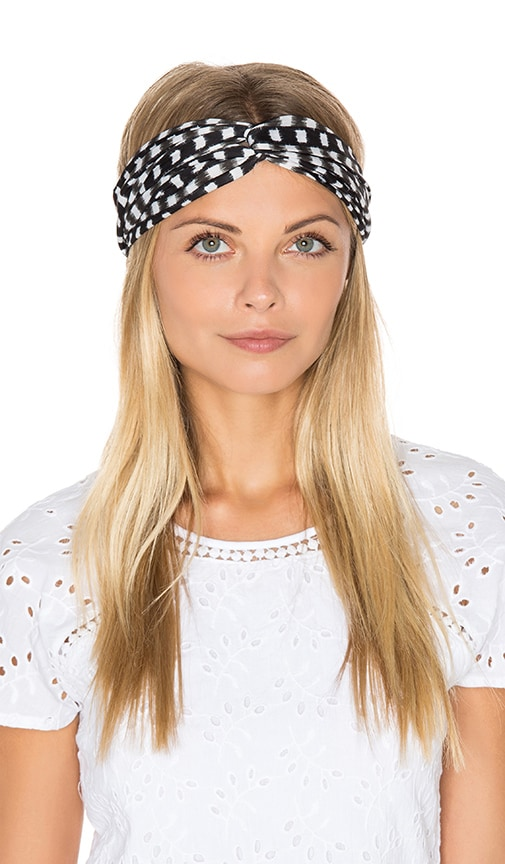 Eugenia Kim Penny Headband in Black e6XYTTir