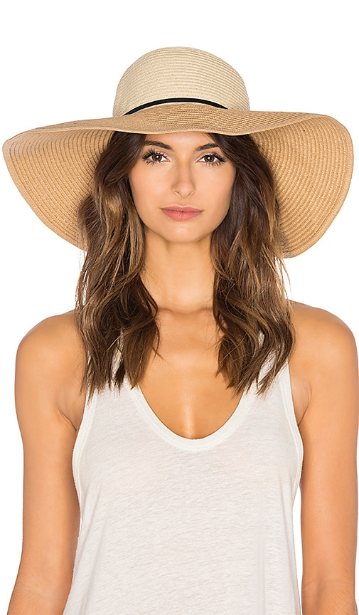 Genie by Eugenia Kim Cecily Hat in Natural & Camel