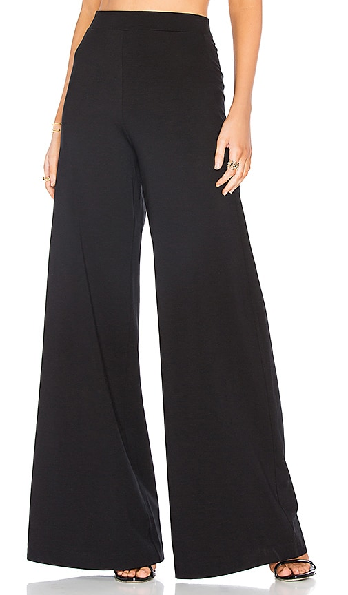The High Rise Palazzo Pant