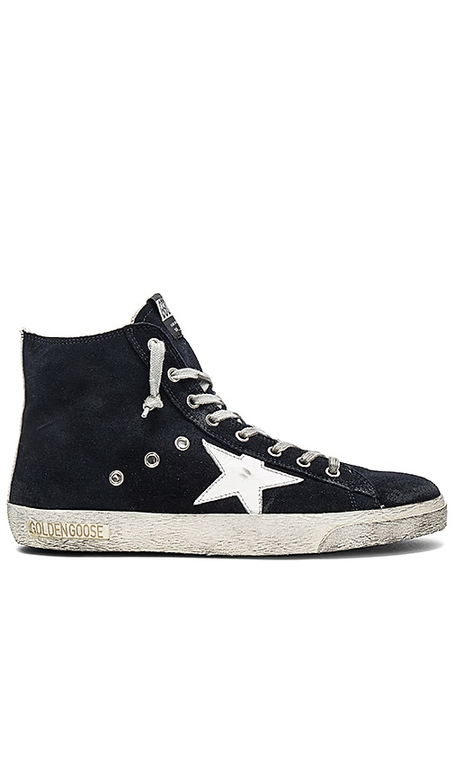 Golden Goose Francy Sneakers in Navy