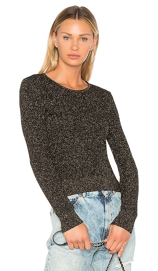 Golden Goose Adelaide Sweater in Black