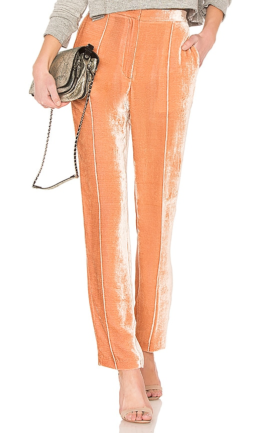 Golden Goose Vanda Pant in Blush