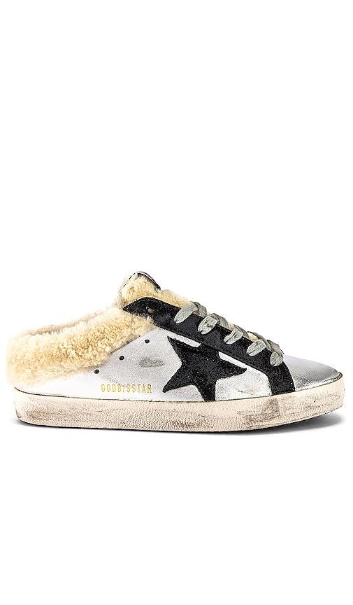 Golden Goose Superstar Sabot Sneaker in