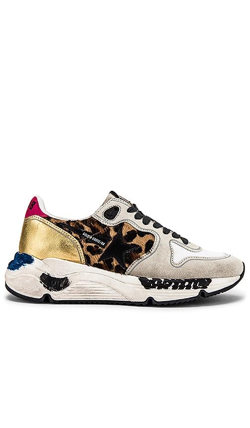 Golden Goose Running Sole Sneaker in