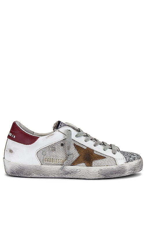 Golden Goose Glitters SUPERSTAR SNEAKER