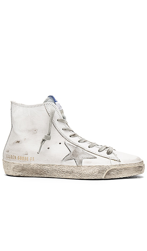 Golden Goose Francy Sneaker in White