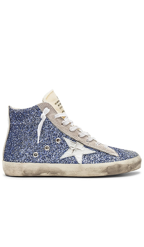 Golden Goose Francy Sneaker in Blue
