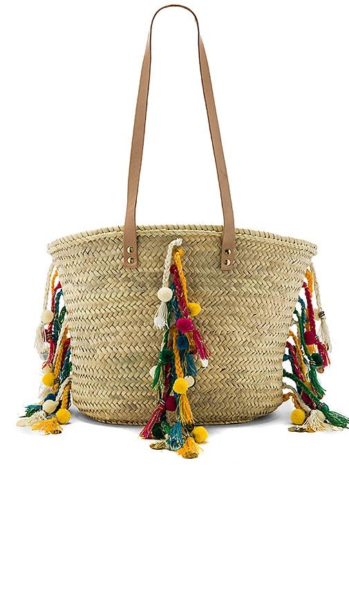 Giselle Deva Bag in Cream