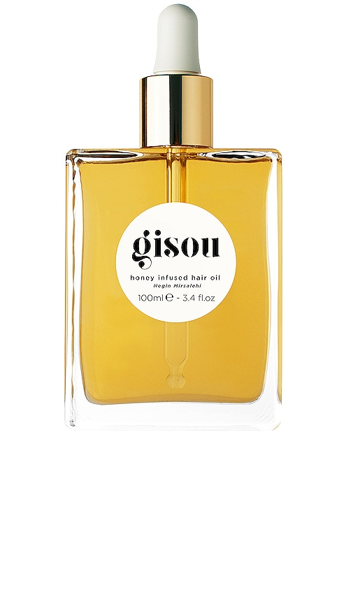 Gisou By Negin Mirsalehi масло для волос Honey Infused в цвете All