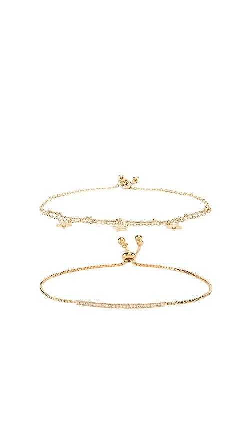 Sparkle Bracelet Set