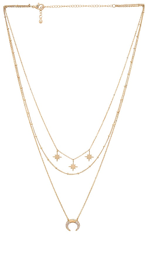 North Star Layering Necklace