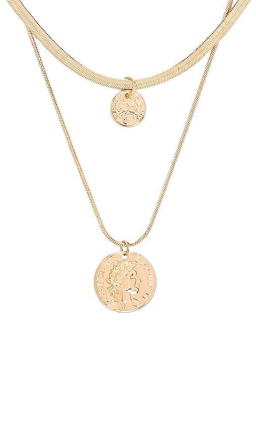 Double Coin Choker