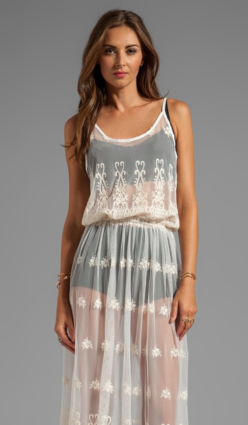 Sasha Maxi Lace Dress