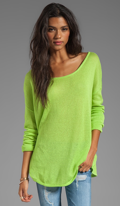 Everyday Scoop Neck Sweater