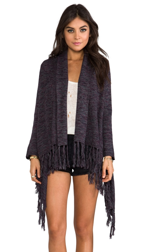 Formosa Fringe Sweater