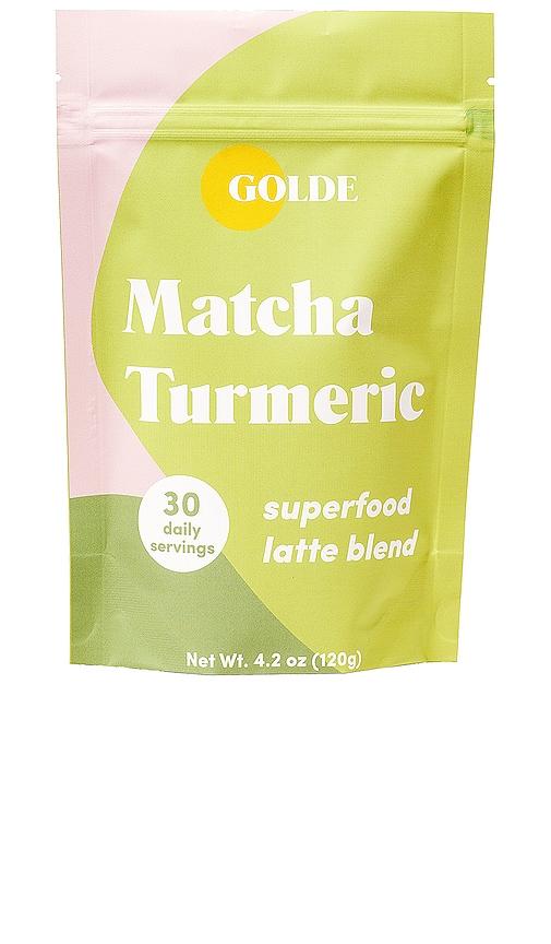 Matcha GOLDE Turmeric Tonic Blend