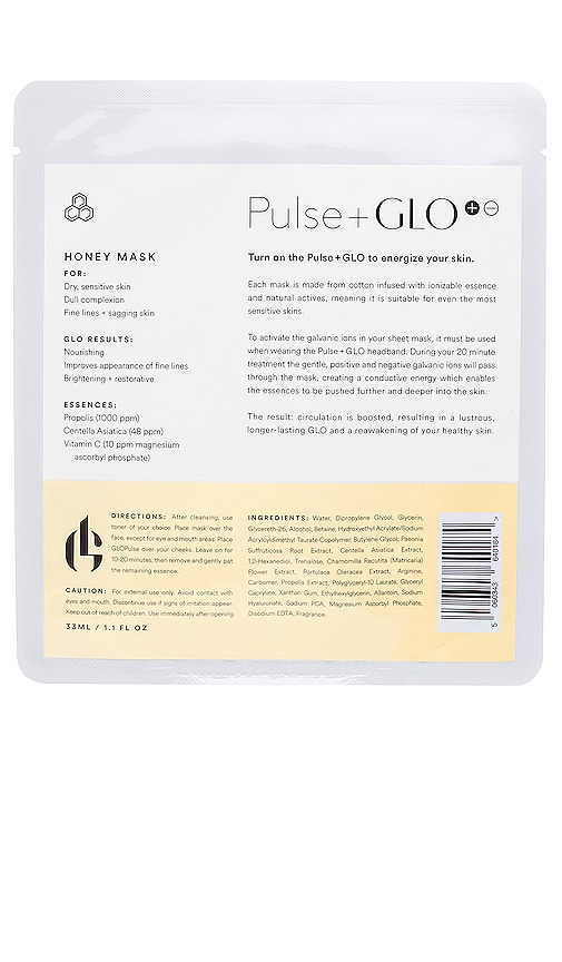 Pulse+GLO Honey Mask 10 Pack