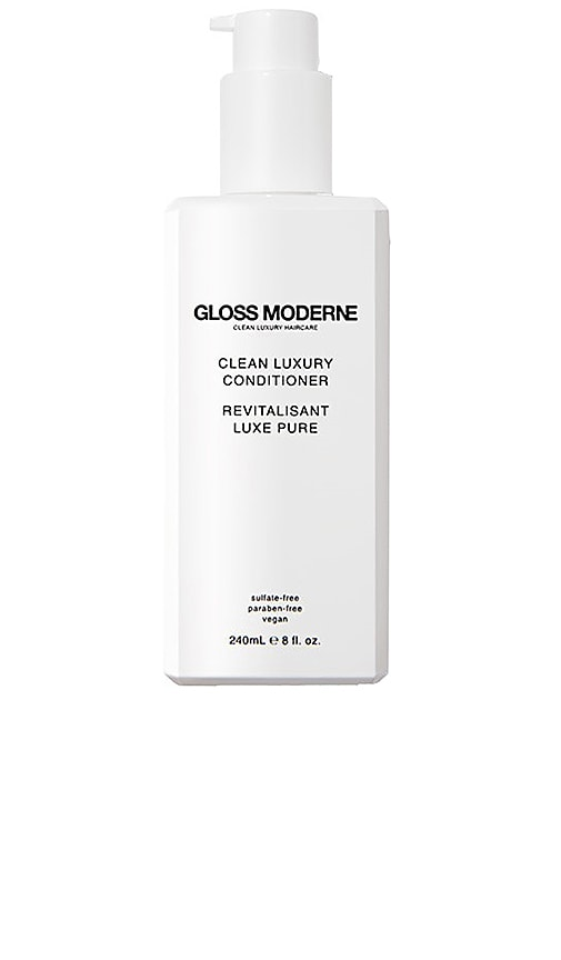GLOSS MODERNE Clean Luxury Conditioner in Beauty: Na