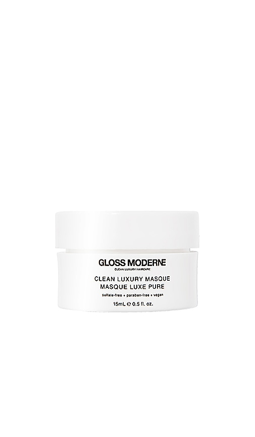 GLOSS MODERNE Clean Luxury Travel Masque in Beauty: Na
