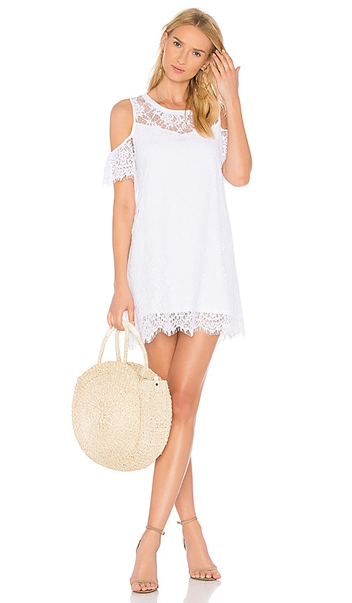 Generation Love Hamilton Dress in White