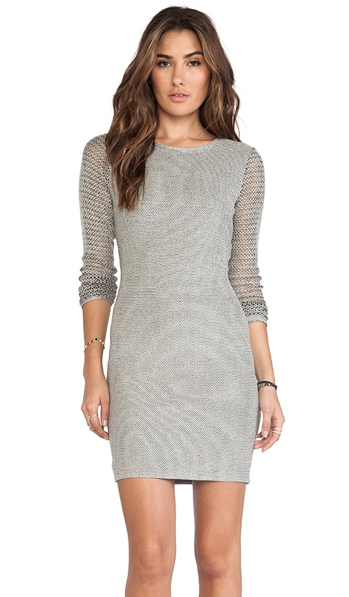 Tamar Metal Mesh Dress