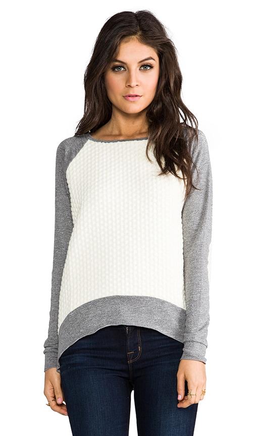 Emma Popcorn Sweater