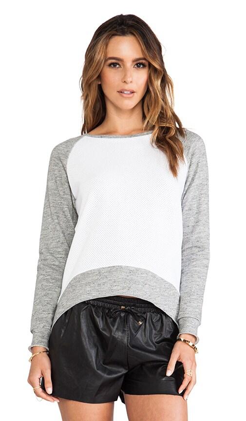 Emma Perf Front Sweatshirt