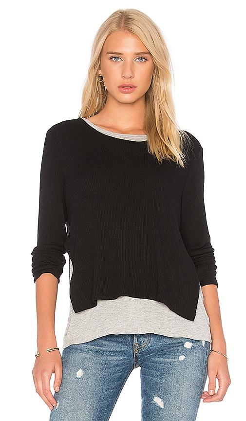 Generation Love Ellie Sweater in Black