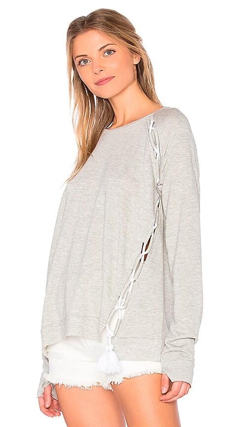 Generation Love Ryder Sweatshirt in Gray