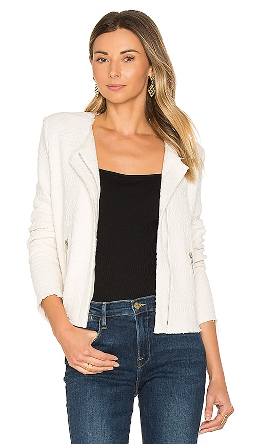 Generation Love Winona Jacket in White