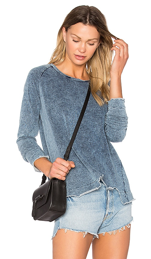 Generation Love Brook Indigo Sweatshirt in Blue