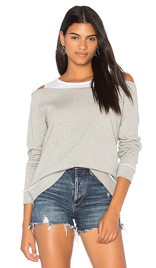 Generation Love Roni Sweatshirt in Gray