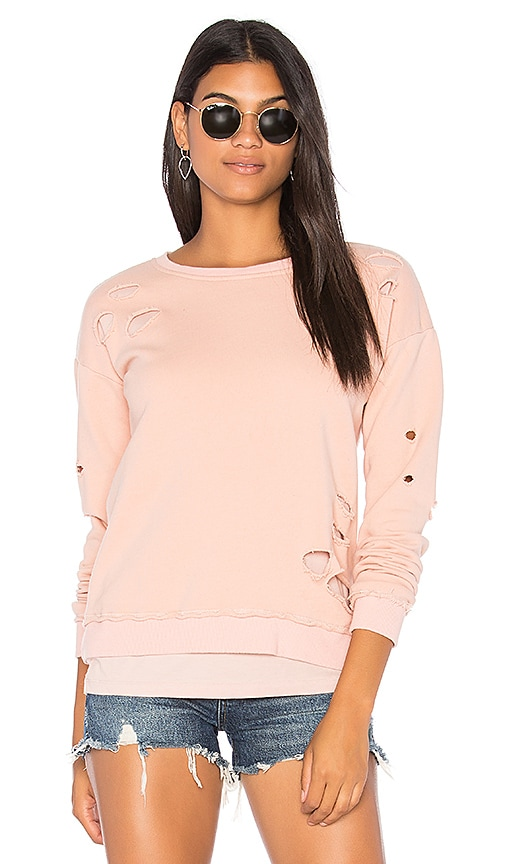 Generation Love Viola Sweatshirt in Rose