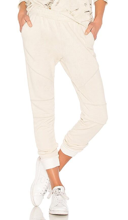 Generation Love Minogue Sweatpant in White