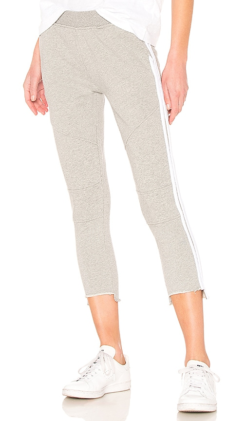 Generation Love Saskia Stripe Pant in Gray