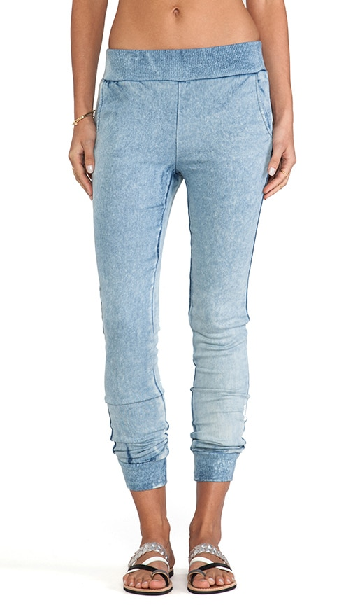 Harper Denim Sweatpant