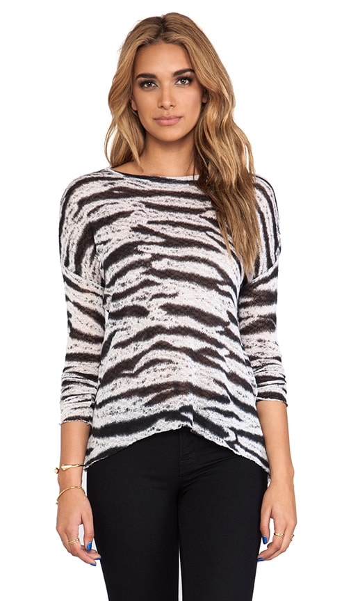 Judy Tie Dye Long Sleeve Top