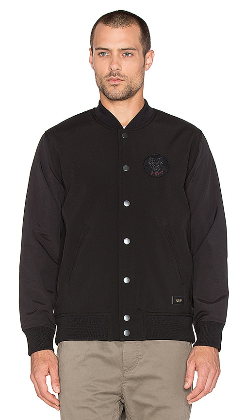 Globe No Mercy Jacket in Black