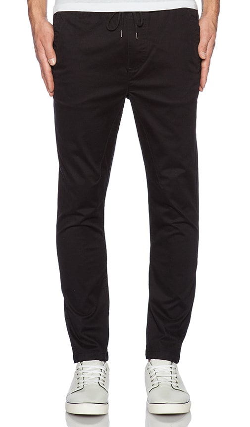 Globe Goodstock Beach Pant in Black