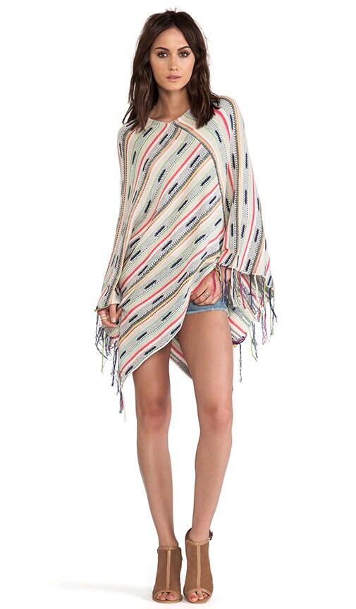 Jessie Poncho Sweater