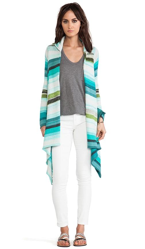 Leona Wrap Sweater